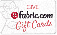 Fabric.com Gift Card